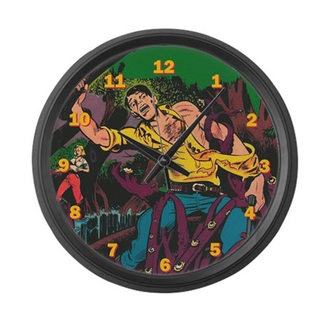 Beware Comics #13 Large Wall Clock