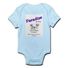 paradise roofing Infant Creeper