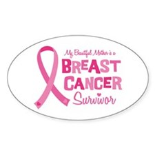 Breast Cancer Mother Decal