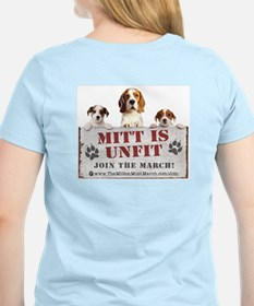 T-Shirt - Mitt is unfit