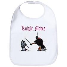 Knight Moves Bib