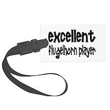 flugelhorn4.png Luggage Tag