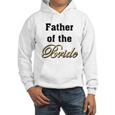 Father of Bride Hoodie