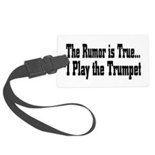 trumpet37.png Luggage Tag