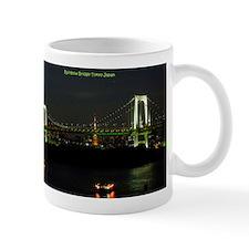 Mug, Rainbow bridge, Tokyo, Japan