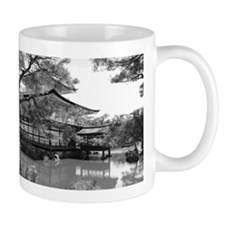 Mug, Golden pavillion, Tokyo, Japan