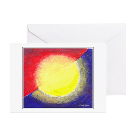 'Eclipse' Greeting Cards (Pk of 10)