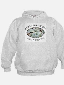 Geocaching Rocks Hoodie