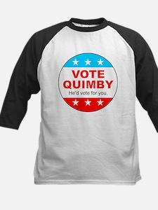 Vote Quimby Tee