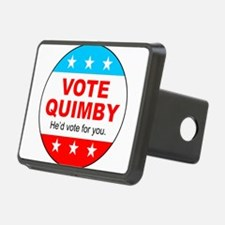 Vote Quimby Hitch Cover