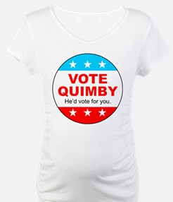 Vote Quimby Shirt