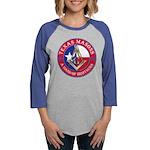 Texas Masons. A Band of Brothe Womens Baseball Tee