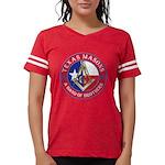 Texas Masons. A Band of Brot Womens Football Shirt