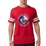Texas Masons. A Band of Brothe Mens Football Shirt