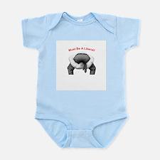 Head Up Ass Infant Creeper