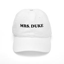 MRS. DUKE Baseball Cap