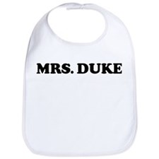 MRS. DUKE Bib