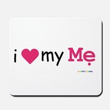 I Love My Mommy in Vietnamese (Mousepad)