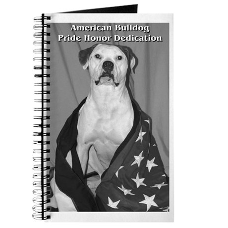 American Bulldog Pride Journal