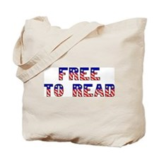 Free to Read Tote Bag