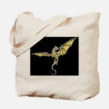 Gold Dragon Halloween Bag