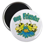 """Bee Friends 2.25"""" Magnet (10 pack)"""