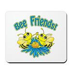 Bee Friends Mousepad