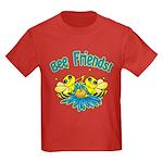 Bee Friends Kids Dark T-Shirt