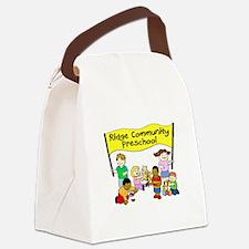 Ridge Community Preschool Canvas Lunch Bag