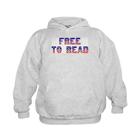Free to Read Kids Hoodie