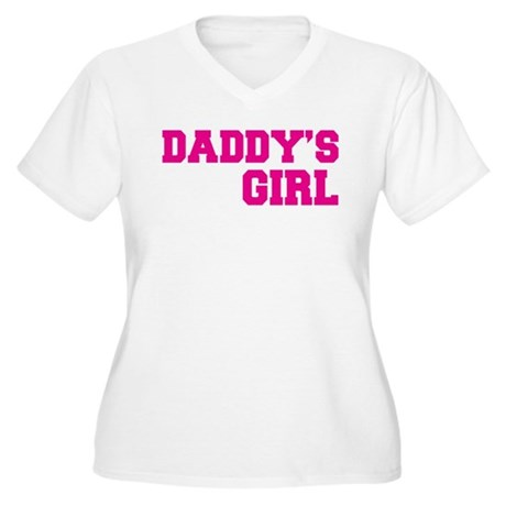 daddys girl Plus Size T-Shirt