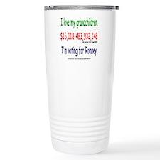 grandchildren Travel Mug