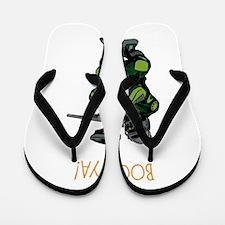 BOO YA Paintballer Flip Flops