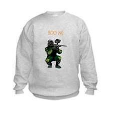 BOO YA Paintballer Sweatshirt