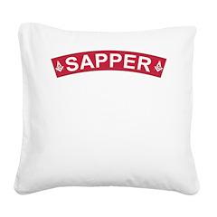 Mason SAPPER Square Canvas Pillow