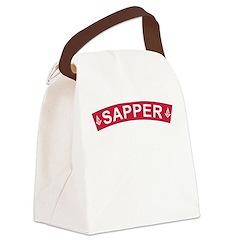 Mason SAPPER Canvas Lunch Bag