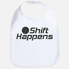 Shift Happens Bib