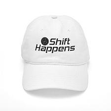 Shift Happens Baseball Cap