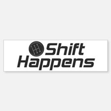 Shift Happens Stickers