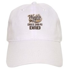 Chinese Shar-Pei Dad Baseball Cap