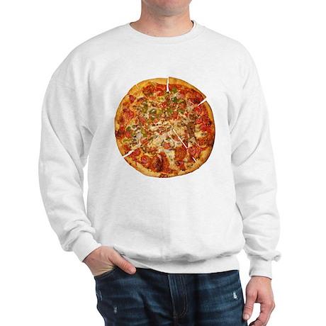 Thank God for Pizza Sweatshirt