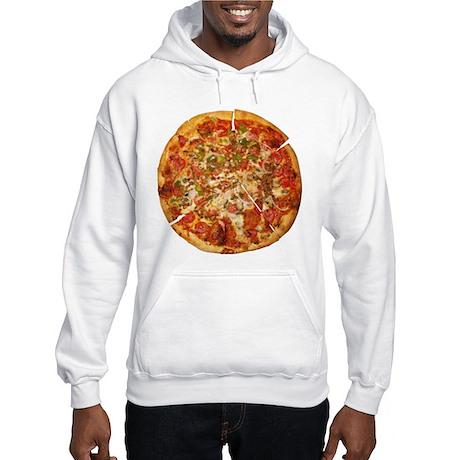 Thank God for Pizza Hooded Sweatshirt