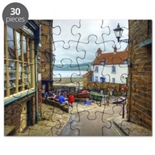 Robin Hoods Bay Puzzle