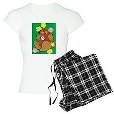 Happy Groundhog Pajamas