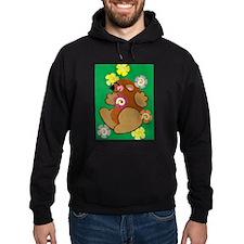 Happy Groundhog Hoodie