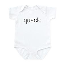 Quack Infant Creeper