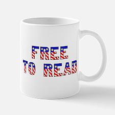 Free to Read Mug