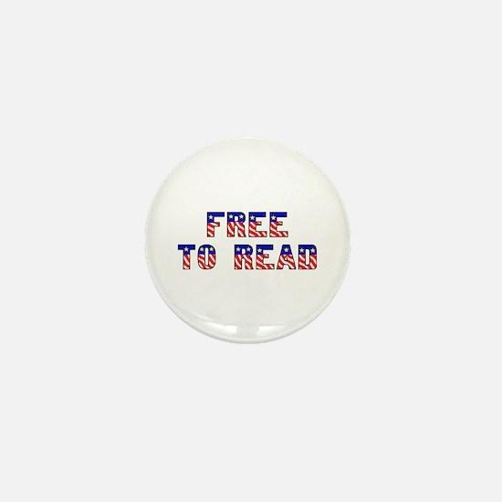 Free to Read Mini Button