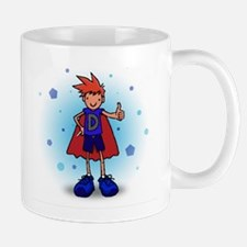 Red Head D-Boy with Insulin Pump Mug