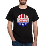 Senator Geary - Black T-Shirt